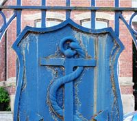 Anchor relief on Mile End Gate